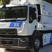 Entrega del primer camión 100% eléctrico de serie en España