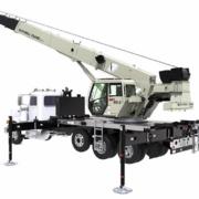Nueva generación de grúas montadas en camión de National Crane