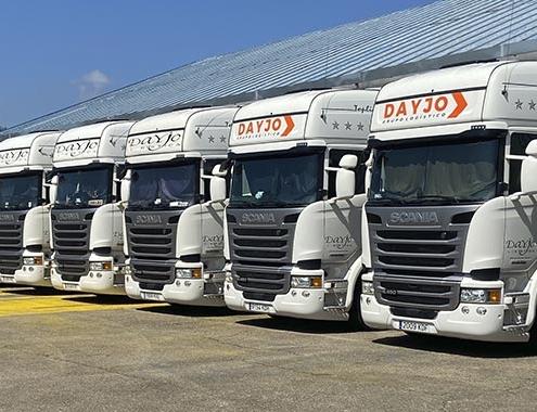 Dayjo apuesta por fiabilidad y calidad de los vehículos de ocasión Scania