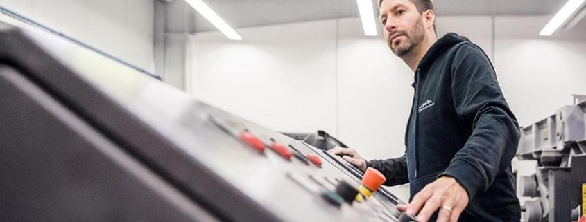 TOMRA implanta un sistema de demostraciones y pruebas virtuales