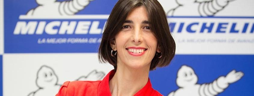 Elena Iborra, nueva directora de marketing de Michelin España Portugal