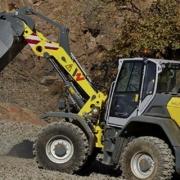 Nuevas cargadoras sobre ruedas WL110 y WL34 de WackerNeuson