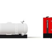 Cuándo usar depósito externo de Combustible para grupos electrógenos