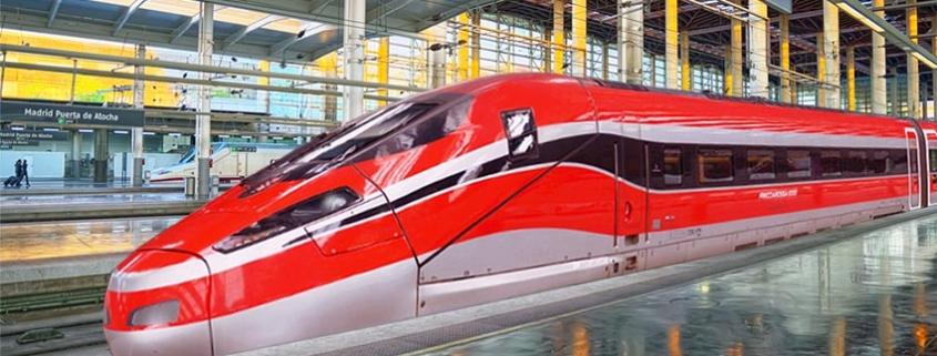 Hitachi y Bombardier suministrarán trenes que ILSA operará en España