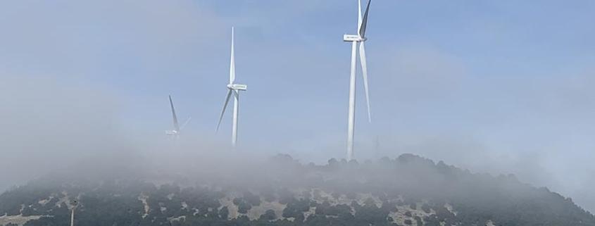 Lantania desarrolla una cartera de proyectoseólicos de 250 MW en Galicia