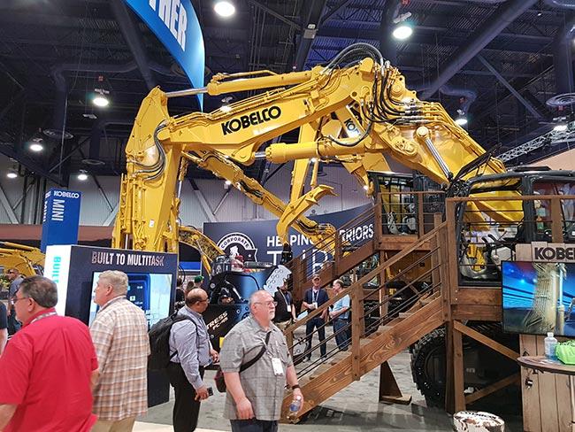 Nuevas tecnologías, productos y maquinaria, así fue nuestra experiencia CONEXPO 2020 - 21
