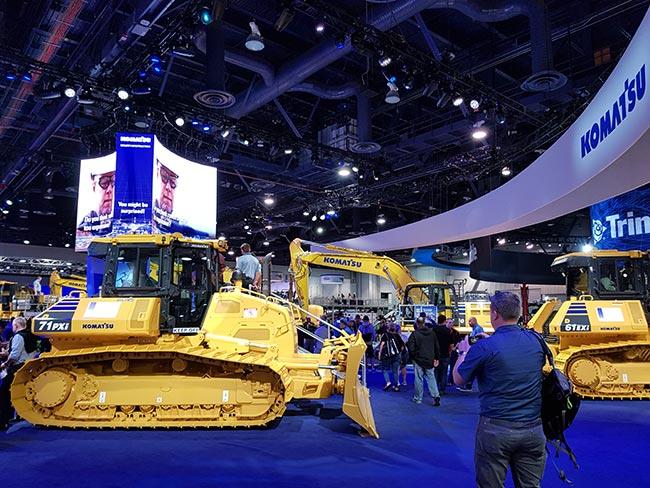 Nuevas tecnologías, productos y maquinaria, así fue nuestra experiencia CONEXPO 2020 - 9
