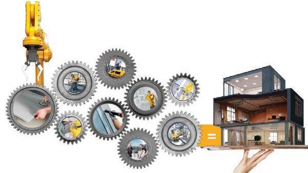 Soluciones Sika para la construcción industrializada más rápida 4