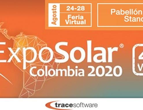 Encuentre a Trace Software International en Exposolar Colombia Virtual