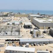 La planta desaladora de Al-Khobar 1 produce primer m3 de agua