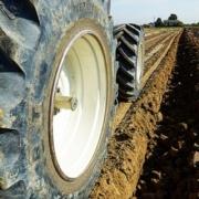 AGRIMAX V-FLECTO neumáticos en la empresa agrícola Luca Gabaldo