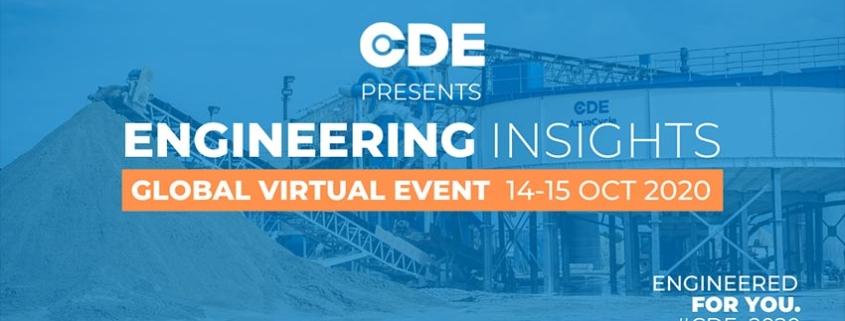 Simposio virtual CDE para la industria del procesamiento en húmedo