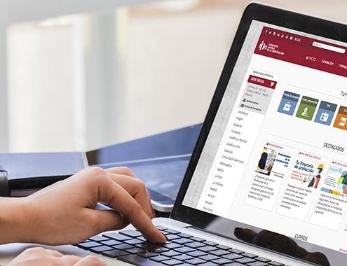 Los cursos online de la Fundación Laboral triplican inscripciones