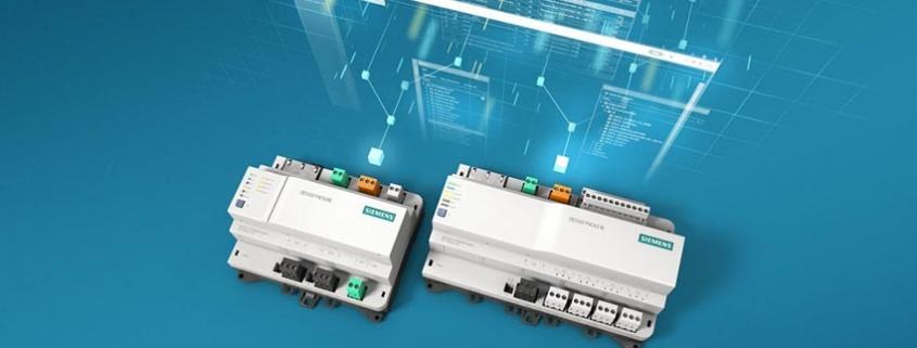 Controladores Desigo de Siemens, infraestructuras de alto rendimiento