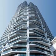 Máxima eficiencia energética en el edificio residencial Grand Tower