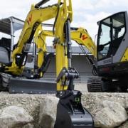 Nuevas miniexcavadoras ET42 y EZ50, un plus en cualquier obra