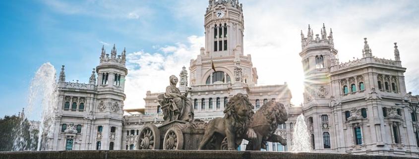 ACCIONA llevará a cabo las obras de acometida de agua de Madrid
