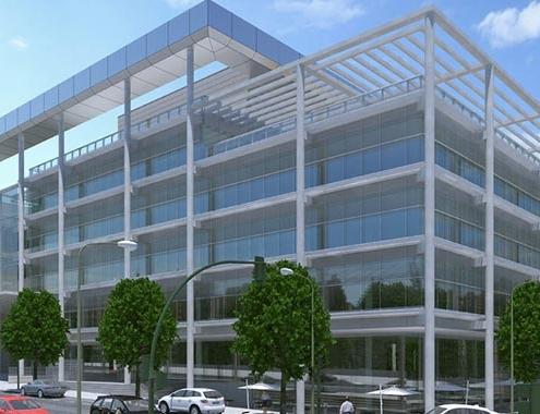 El Edificio de oficinas OM de Torre Rioja obtiene precertificación WELL