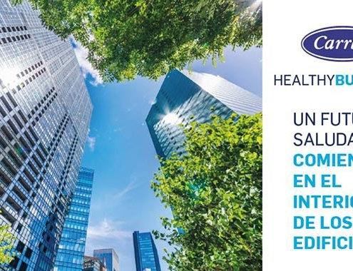 Programa Healthy Buildings de Carrier