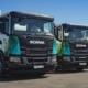Hormigoneras de gas, una realidad de la mano de Scania