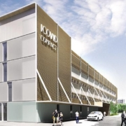 I-COVID COMPACT un hospital satélite de carácter permanente y flexible