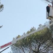 mateco en el mantenimiento de vías públicas en la Comunidad de Madrid