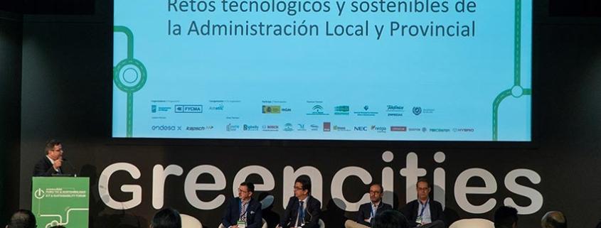 Soluciones inteligentes y sostenibles para los nuevos retos de las ciudades