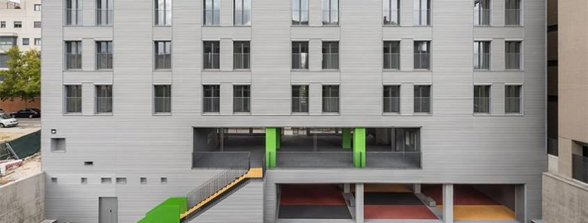 Ruiz-Larrea & Asociados diseña proyecto para la EMVS bajo Passivhaus