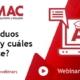 ¿Qué residuos son míos y cuáles del cliente?, nuevo webinar de ASEAMAC