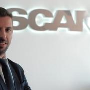 Alberto Linares, nuevo Director de Logística y Preventa de camiones y autobuses de Scania Ibérica