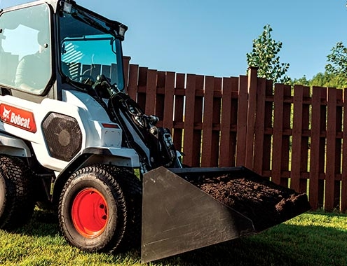 Bobcat entra en el mercado europeo de las cargadoras de ruedas