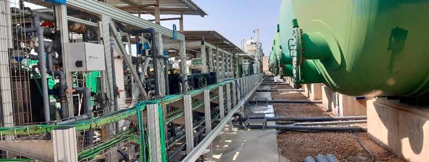 """ACCIONA presenta """"Desalination Living Lab"""" una plataforma I+D+i"""