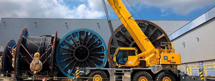 Recuperación del sector de petróleo y gas en Brasil con la GRT9165