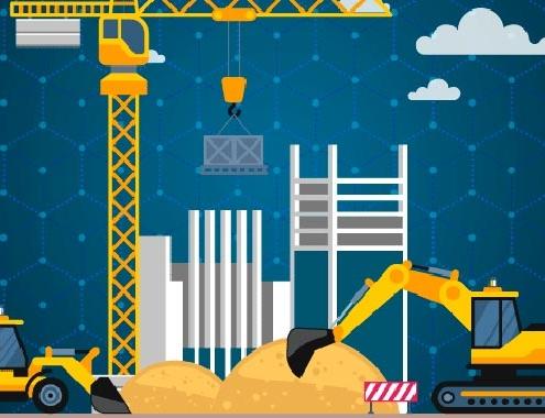 10 aplicaciones de blockchain para la Construcción