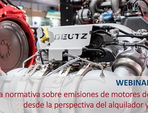 Webinario sobre la normativa de emisiones de motores (fase V)