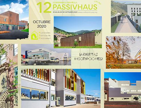 Iñaqui Carnicero en la 12ª Conferencia Passivhaus