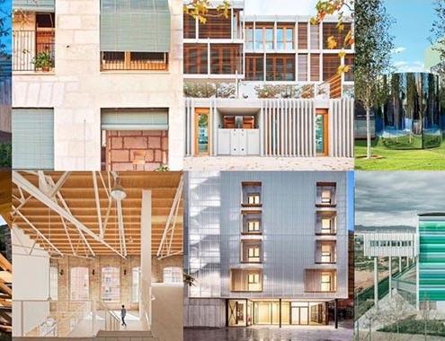 Finalistas del Premio Mapei a la arquitectura sostenible 2020