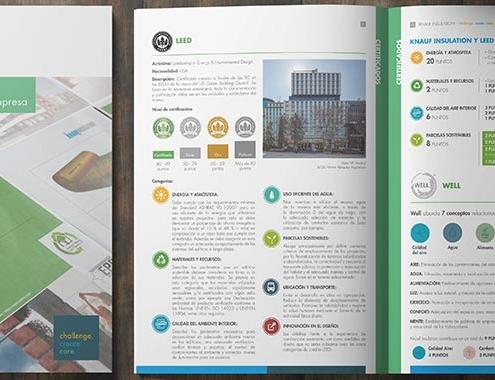 Cómo Conseguir Certificados de Sostenibilidad según El Libro Verde de Knauf Insulation