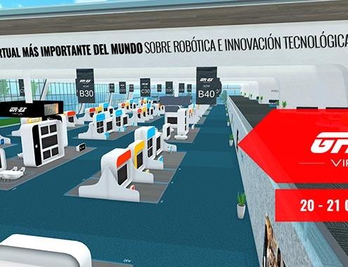 Global Robot Expo 2020 el 20 y 21 de octubre