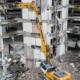 Nueva excavadora sobre cadenas de Liebherr: La R 940 Demolición
