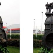 Aplicación de válvulas agrupadas en redes de agua