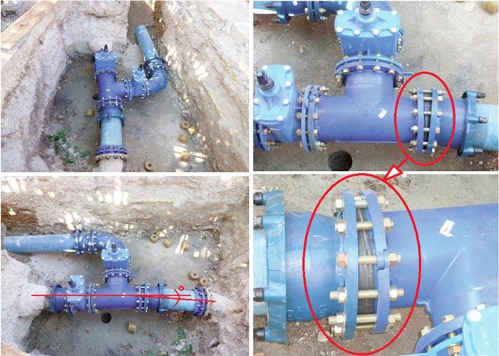 Aplicación de válvulas agrupadas en redes de agua - Fig 11