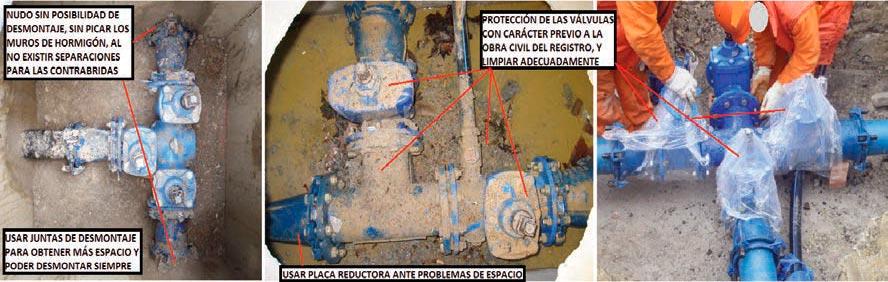 Aplicación de válvulas agrupadas en redes de agua - Fig 24
