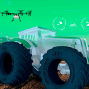 ¿El tractor del futuro? Este es su retrato