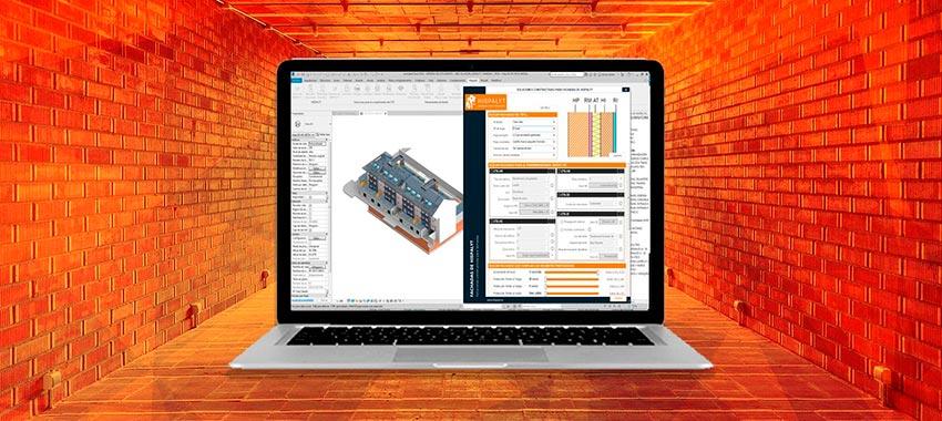 Optimiza la tabiquería cerámica en tu proyecto BIM con PIM Hispalyt