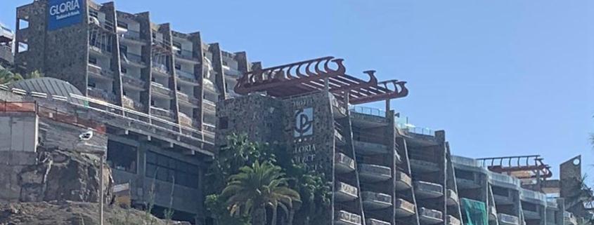Soluciones Weber en la renovación del Gloria Palace San Agustín Thalasso & Hotels