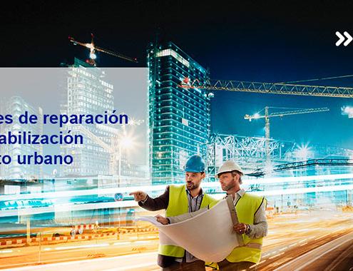 Master Builders Solutions participa en el V Congreso Nacional de Ingeniería Municipal