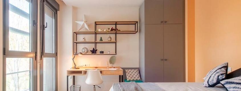 Aislamiento ISOVER, máximo confort en la residencia de estudiantes YOUNIQ de Sevilla