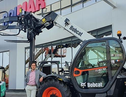 Nuevo distribuidor Bobcat para Asturias y Cantabria