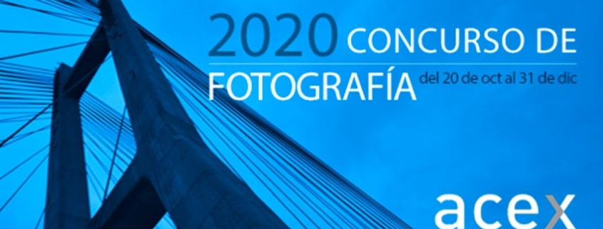ACEX convoca su Concurso de Fotografía ACEX 2020